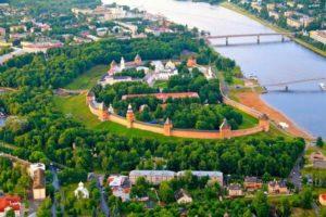 Великий Новгород на kolmovo.ru