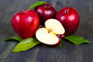 Заказ яблок на дом